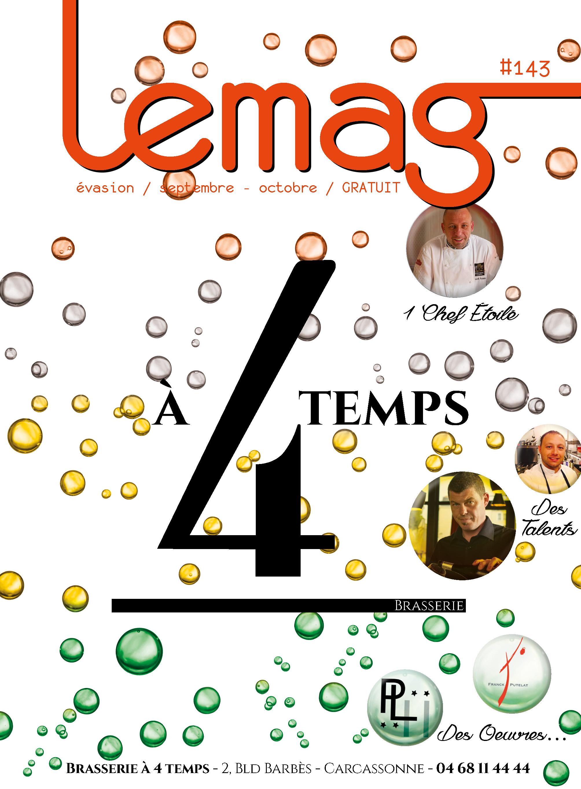 Le Mag #143
